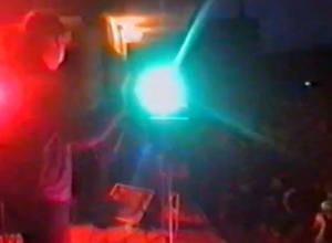 Видео прошлых лет: Массовое гуляние в Морозовске в 90-х проходило с размахом