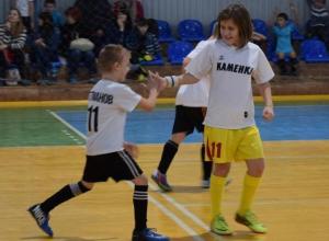 Юные морозовские футболисты приняли участие в областном турнире
