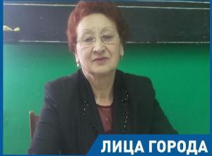 Самое большое желание - еще поработать, - преподаватель сольфеджио и музыкальной литературы в Морозовске