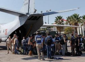 Среди погибших при крушении самолета в Сирии оказались два уроженца Морозовска
