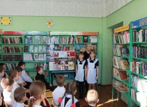 Сотрудники библиотеки хутора Вербочки присоединились к акции «200 минут чтения : Сталинграду посвящается».