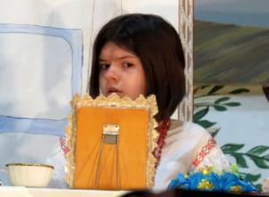 Оксану, Вакулу и других персонажей «Ночи перед Рождеством» показали артисты из хутора Чекалов
