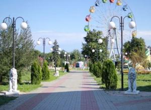 Парк в Морозовске выбрали как территорию для благоустройства по программе «Комфортная среда»