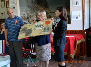 100-летие комсомола в Морозовске отметили душевной встречей поколений