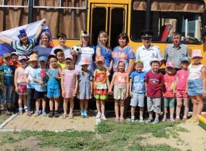 Оздоровительный проект «Здравствуй, лето!» разработали для ребят педагоги детского сада «Сказка»