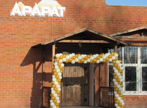 Успейте заказать новогодний корпоратив в новом ресторане Морозовска