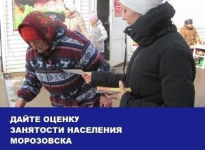 Многодетным матерям и недавним студентам в Морозовске сложно устроиться на работу: Итоги 2016 года