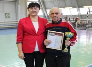 Городская спартакиада по четырем видам спорта прошла в Морозовске 11 ноября