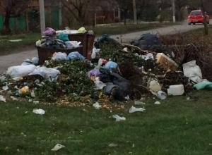 Штрафы для любителей нагромождать строительный мусор и ветки возле баков в Морозовске ужесточили