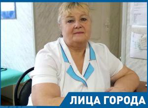 «Работа - это моя жизнь», - любимая сестра-хозяйка морозовчанок в районной больнице