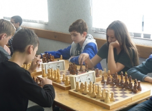 Областной турнир по шахматам памяти Евгения Скиба в Морозовске длился четыре с половиной часа