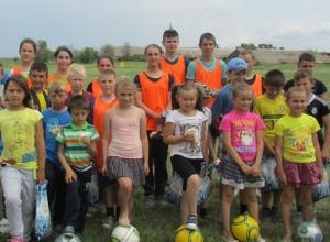 Письмо в редакцию: Кубок по футболу к Дню защиты детей прошел в станице Вольно-Донской