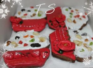 Немецкое рождественское печенье Lebenkuche по-русски, - рецепт от историка