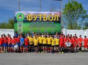 Морозовчане получили право на участие в футбольных совернованиях кубка губернатора