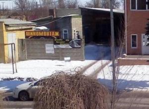 Профессиональный шиномонтаж теперь на улице Димитрова в Морозовске