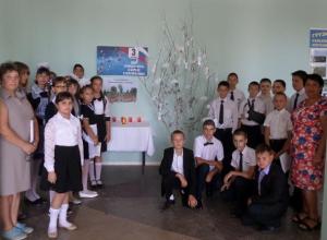Программу под названием «Ангел памяти» провели 3 сентября в Доме культуры хутора Грузинова