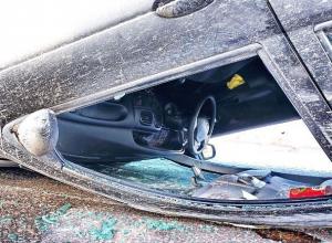 14-летняя девочка-пассажир и водитель Chevrolet Cruze пострадали в Морозовском районе