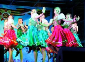Вопрос-ответ: Какие танцы исполнял 9 мая образцовый коллектив «Аурика»?