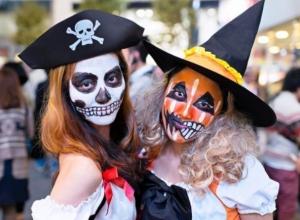 Становящийся популярным в России Хэллоуин жители Морозовска восприняли по-разному