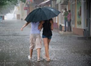 Два дня суровой погоды с ливнями и градом ожидаются в Ростовской области