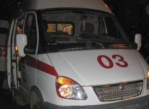 Машина сбила 13-летнего подростка на пешеходном переходе в Морозовске