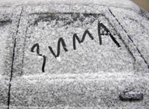 Снег будет, но мало: с четверга температура воздуха в Морозовске начнет расти