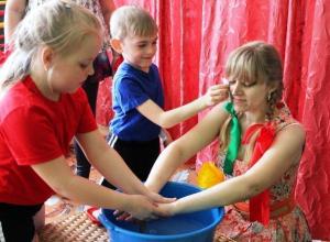 Письмо в редакцию: Воспитанники детского сада «Колобок» умыли Грязнульку в День здоровья