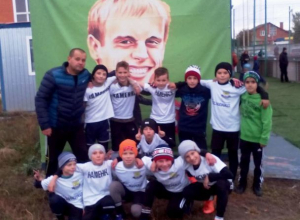 «Каменка» из Морозовска выиграла турнир у футболистов школы Дениса Глушакова
