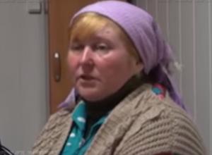 Похитительница маленького морозовчанина показала на видео, как она закапывала своего приемного сына