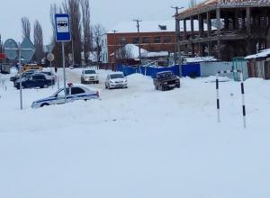 Прокуратура всерьез занялась проверкой освещенности улиц Морозовского района и своевременности уборки снега