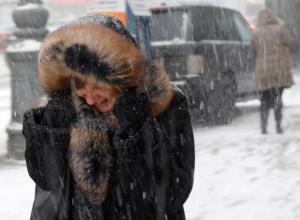 Дождь со снегом и сильный ветер пообещали в Морозовске в последний трудовой день уходящей недели
