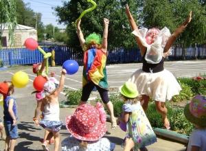 Письмо в редакцию: День рождения Воздушного шарика отметили в детском саду «Колобок»
