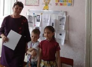 Устный журнал «Была война, была Победа!» провели для детей подготовительной группы детского сада №37