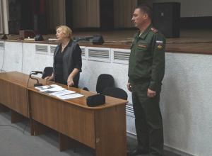 «Народы армии едины»: в Морозовске прошел семинар для солдатских матерей