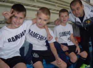 Самый известный футбольный клуб Морозовска «Каменка» объявил о новом наборе детей в свои ряды