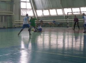 Морозовчане оказались лучшими на областном турнире по мини-футболу