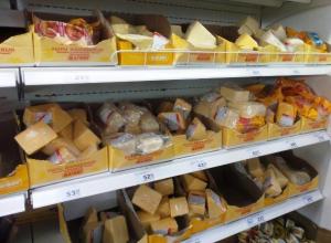 Сыр в Морозовске теперь стал роскошью