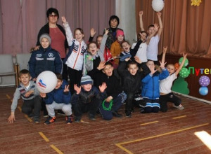 Конкурсами и эстафетами отпраздновали Всемирный День здоровья в доме культуры хутора Вишневка