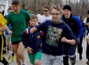 В Морозовске состоялся пробег «Любви и здоровья»