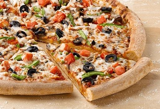 Вкусная пицца на дом в «Макароллыч»