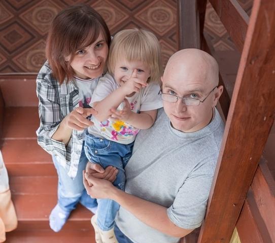 Хочешь получить милые и эмоциональные семейные фото?