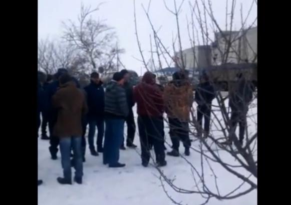 Не хотим возить зерно за копейки, - забастовка перевозчиков коснулась и Морозовска