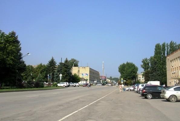 Площадь в Морозовске перекроют в последний день весны