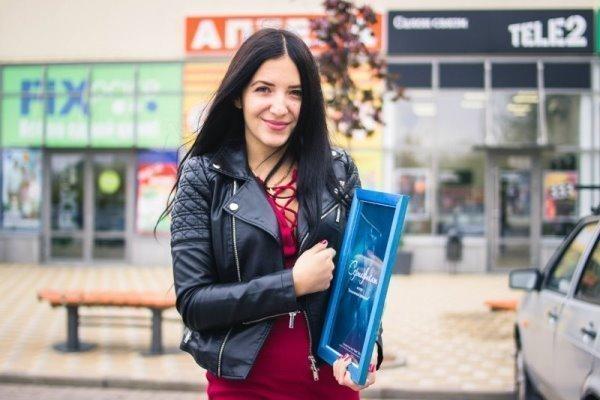 Три секрета красоты поведала победительница конкурса «Мисс Бикини Морозовска-2016»