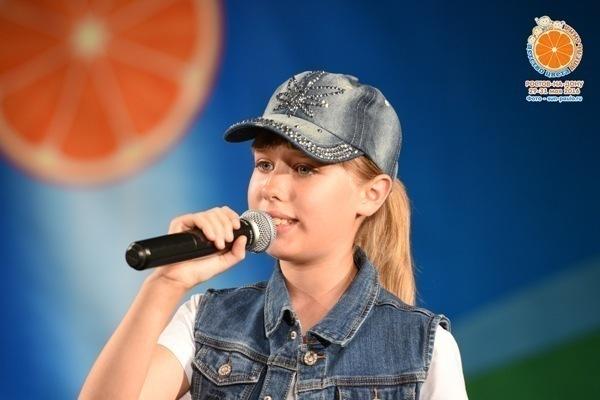 Большой дебют юной певицы из Морозовска состоялся в Ростове