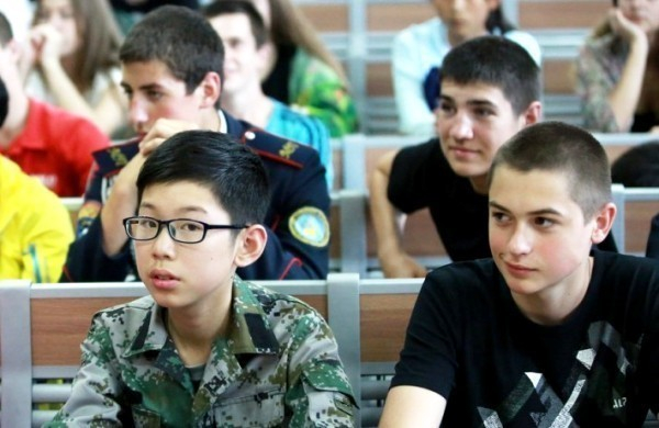 Китайцы захотели перенять опыт донских кадетских корпусов