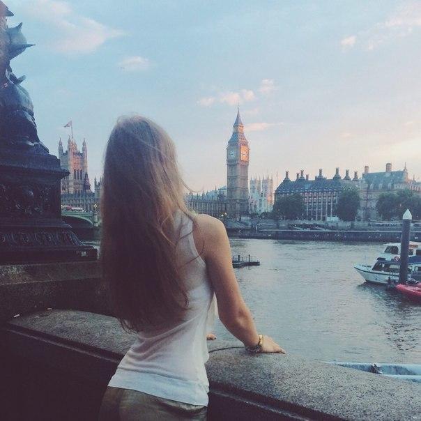 Морозовчанка трижды побывала в Лондоне