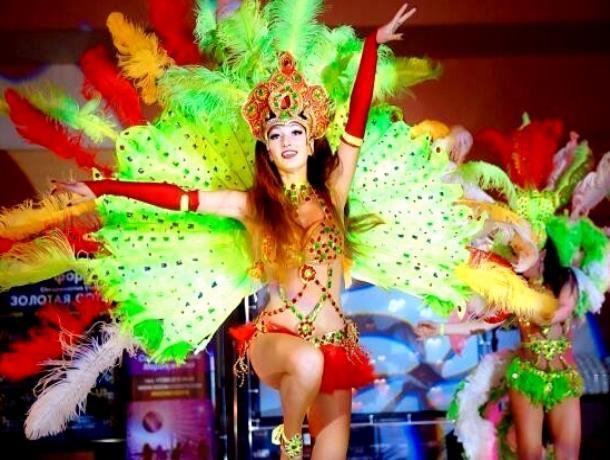 Искрометный шоу-балет «Жасмин» зажжет в «Одиссее»