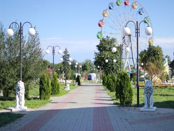 Два парка и два сквера Морозовска стали кандидатами на благоустройство в 2018 году