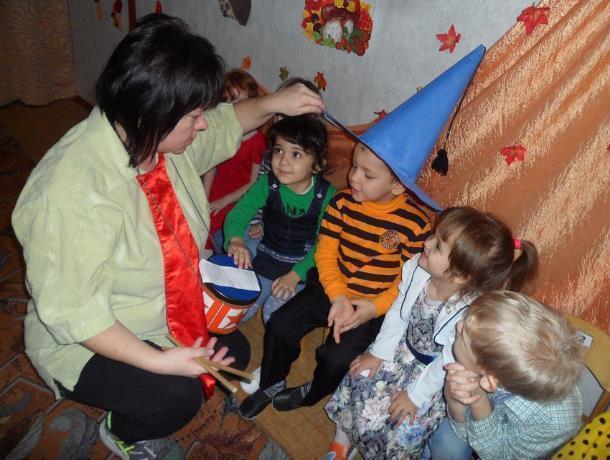 Большое внимание правовому воспитанию дошколят уделяют в Морозовском детском саду «Колобок»